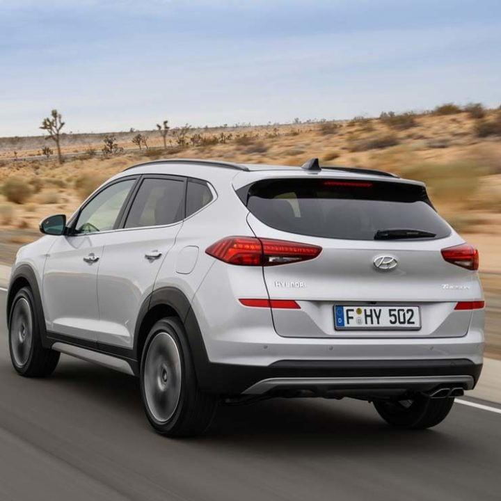 2019 Hyundai Tucson 1
