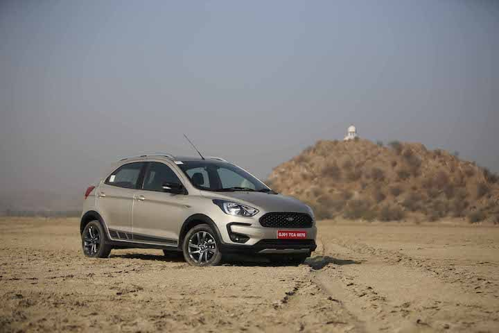 Hyundai i20 Active Outsold By The New Ford Freestyle – Report