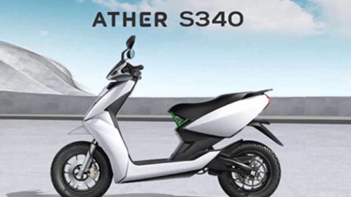 Ather S340 Bikes In India