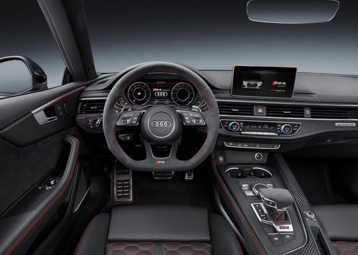 Second Gen Audi Rs 5 Coupe Launched In India All You Need To Know