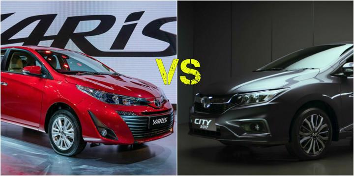 Toyota yaris vs honda city which one should you buy for Honda vs toyota reliability
