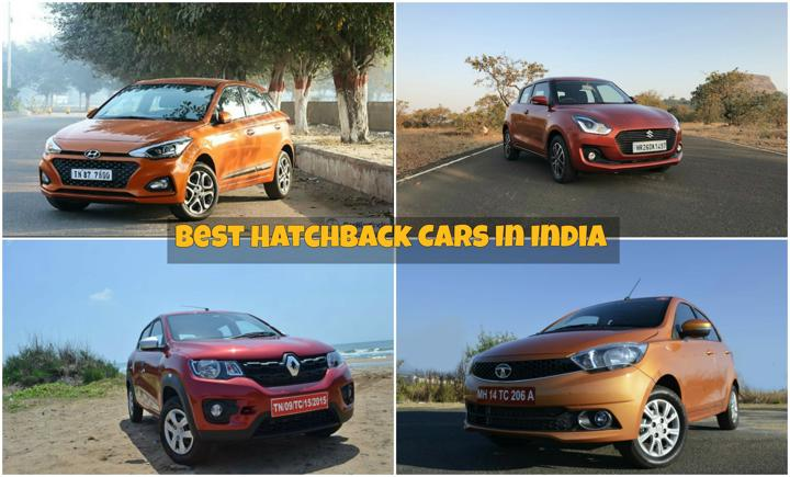 Best Hatchback Cars In India: Top 8 Hatchbacks That You Can Buy