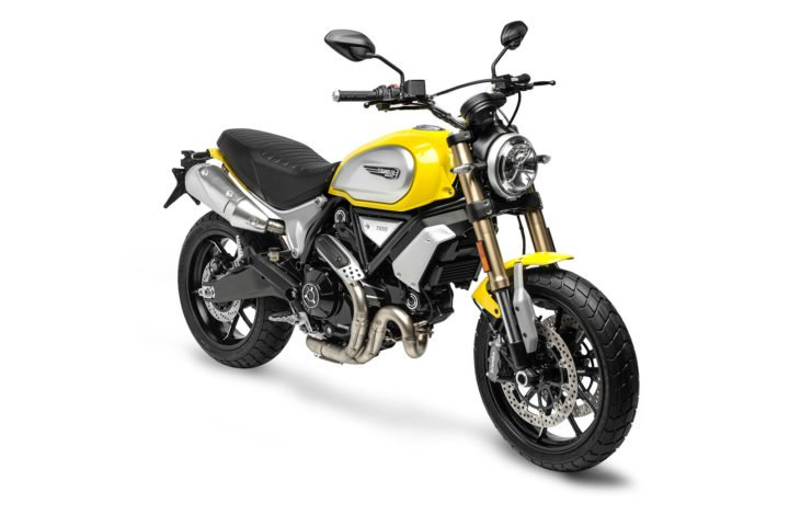 Ducati Scrambler 1100 Bikes In India