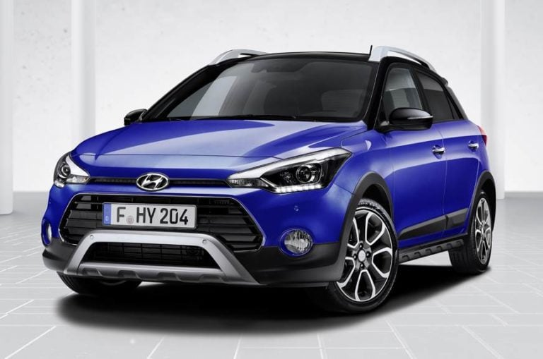 Hyundai i20 Active Facelift Revealed; To Compete With Ford Freestyle