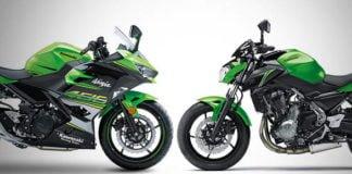 Kawasaki Ninja 400 vs Kawasaki Z650