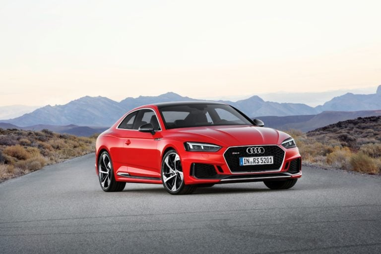Second Gen Audi RS 5 Coupe Launched In India – All You Need To Know