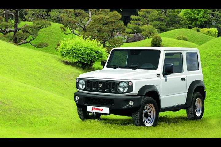 suzuki jimny 2018 new maruti gypsy price launch mileage and specs. Black Bedroom Furniture Sets. Home Design Ideas