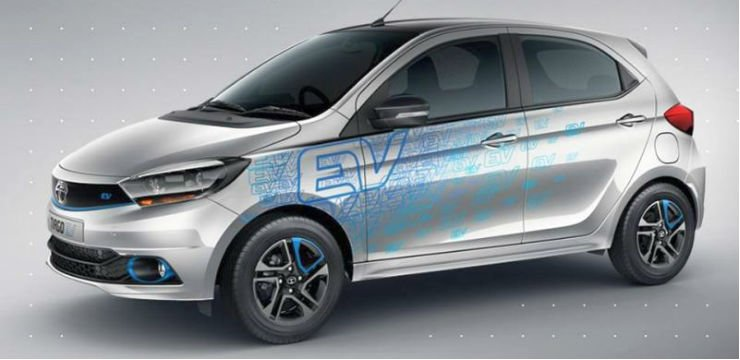 All-electric Tata Tiago might launch in India next year!