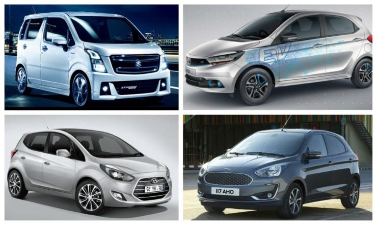 Upcoming Hatchback Cars In India- New Maruti Alto, 2018 Santro, Tiago JTP & More