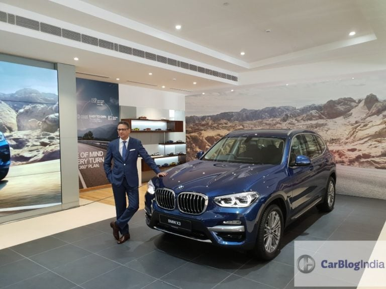 BMW X3 Launched In India; Full Details Of The Sports Activity Vehicle