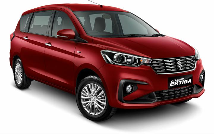 Maruti Ertiga 2018 Price, Images, Launch Date, Mileage And ...