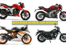 best bikes in india Image bikes