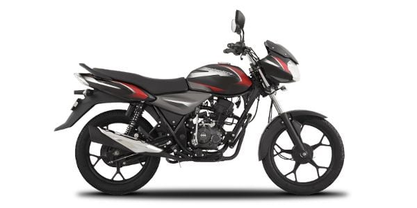 Best Bikes in India - Bajaj Discover 125