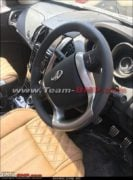 mahindra xuv500 facelift interior 1 profile