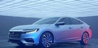 new Honda City exterior profile