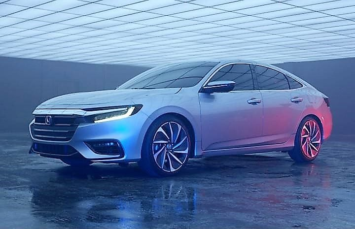 new Honda City exterior profile