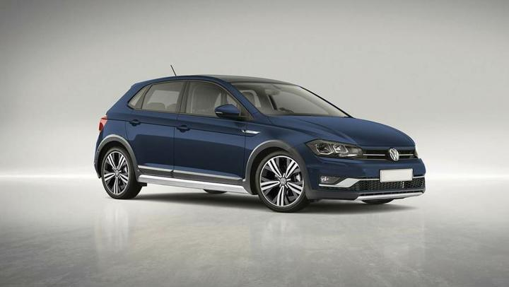 Volkswagen To Launch A Honda WR-V Rival Soon; Three More SUVs To Follow