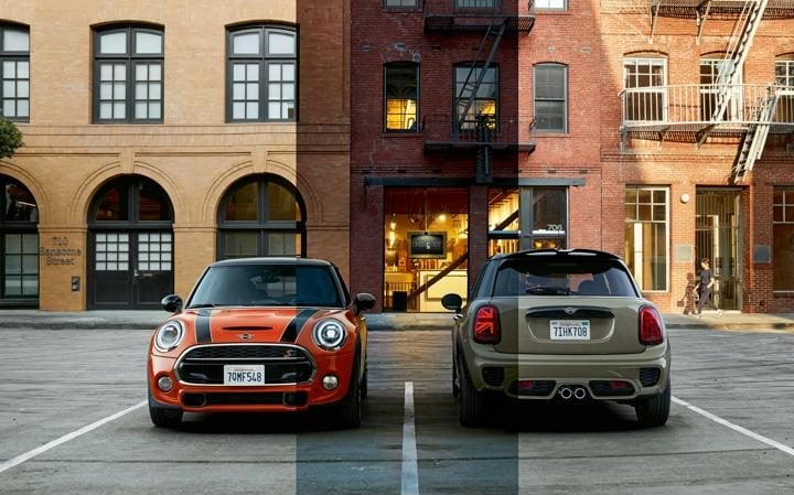 02 The new MINI 3-door and new MINI 5-door image