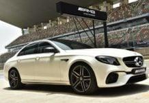 Mercedes AMG E 63 S