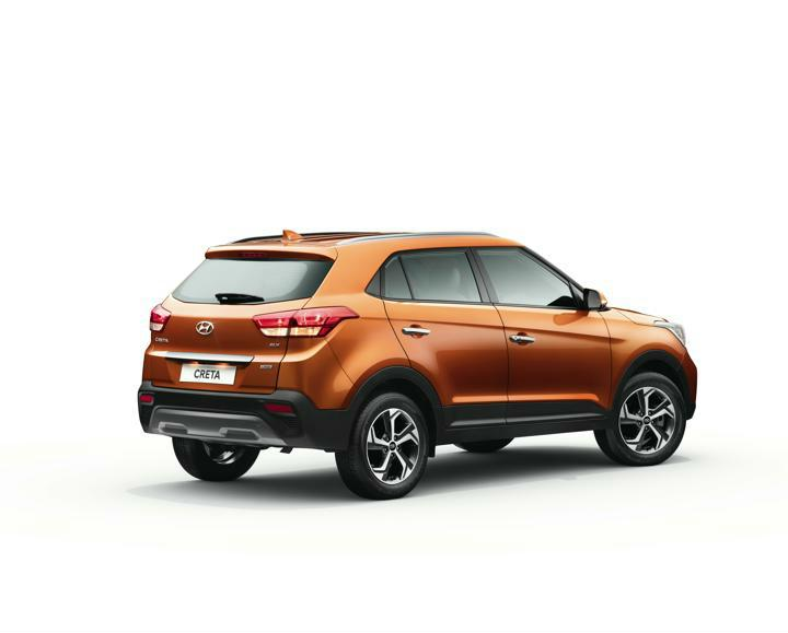 2018 hyundai creta rear profile