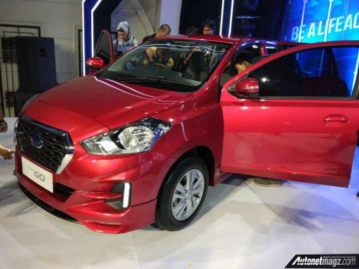 Datsun GO And GO+ Facelift Launching Soon - What To Expect