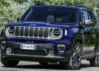 2018 jeep renegade exterior images