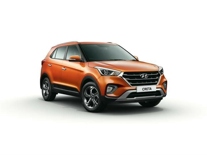 2018 hyundai creta front profile two
