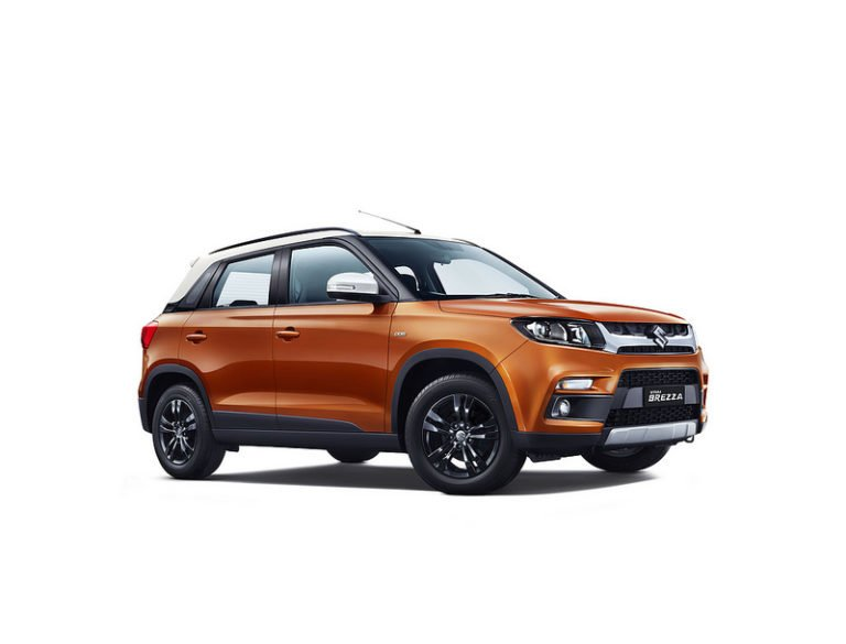 2018 Maruti Vitara Brezza AMT Launched; Pricing Starts From Rs 8.54 Lakhs