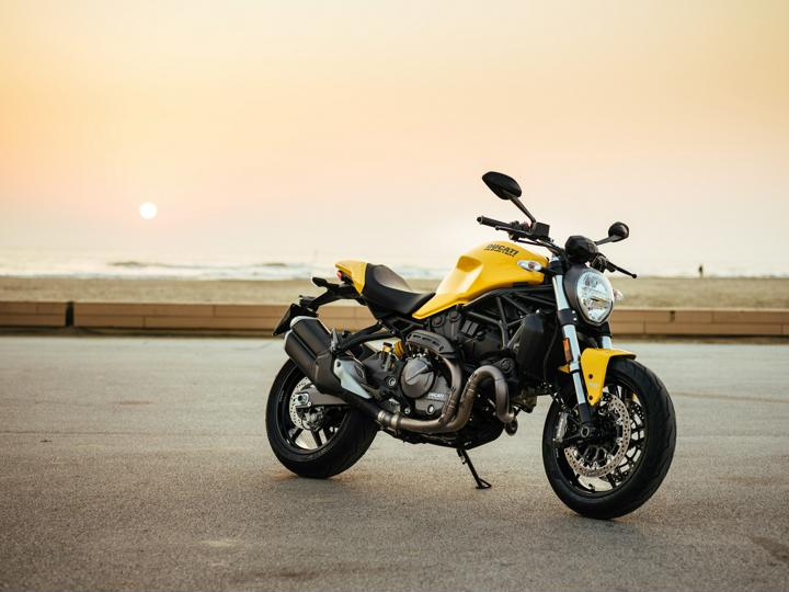 2018 Ducati Monster 821 Launched In India- Priced At INR 9.51 Lakhs