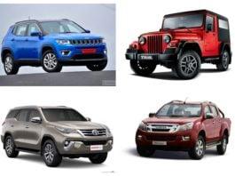 Best Off-Roaders In India