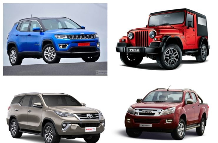Best Off-Roaders In India