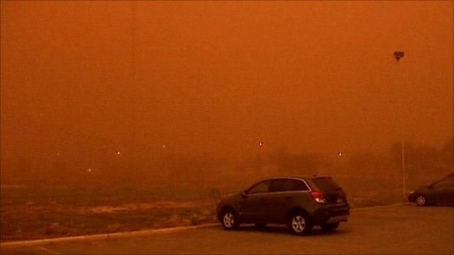 Diy Tips On How To Protect Your Car From Dust Storm