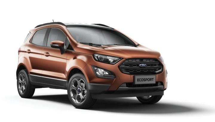 2018 Ford Ecosport S And Signature Editions Launched New Features
