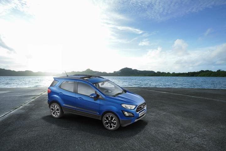 Ford Ecosport Signature