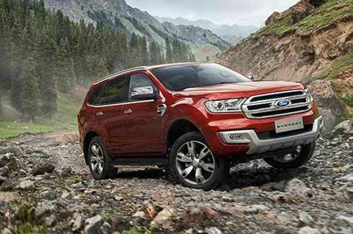 Ford Everest Minor Change >> 2018 Ford Endeavour (2018 Ford Everest) To Launch By Year End