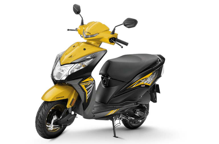 Honda Dio Deluxe Version Launched; Prices Starting From Rs 51,292