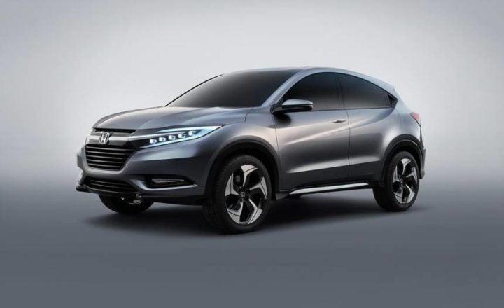 Honda New SUV