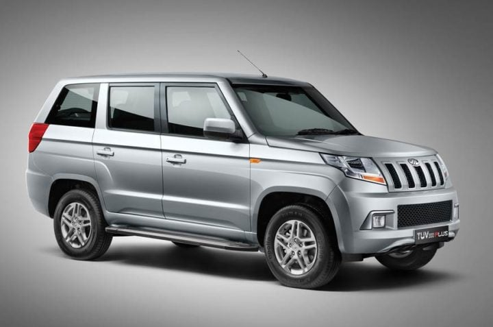 Mahindra Tuv300 Plus Launched Price Mileage Specs And