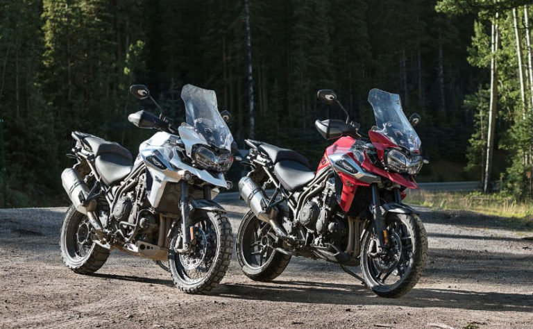 Triumph Tiger 1200 Launched In India; Priced At Rs 17 Lakhs