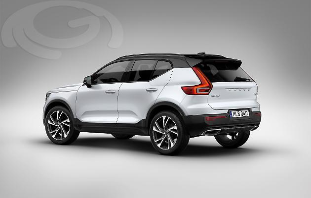 Volvo XC40 Goes All Electric; Global Unveil Next Month