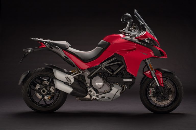 Touring Bikes Ducati Multistrada 1260 And 1260 S Launched In India