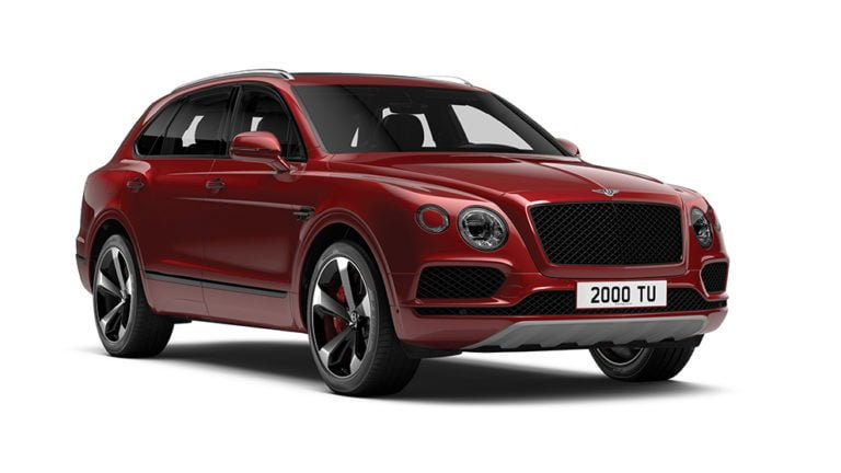 Bentley Bentayga V8 Launched In India; Priced At Rs 3.78 Crores