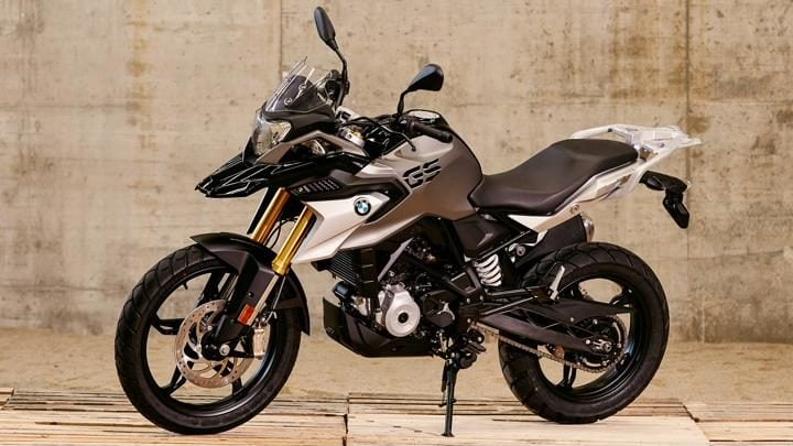 BMW G 310 GS And G 310 R