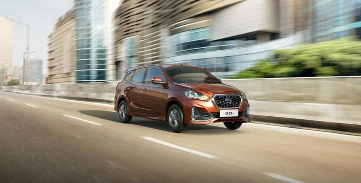 datsun go plus facelift images