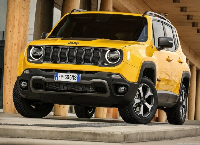 Jeep Renegade Trailhawk Revealed Globally; Might Launch In India