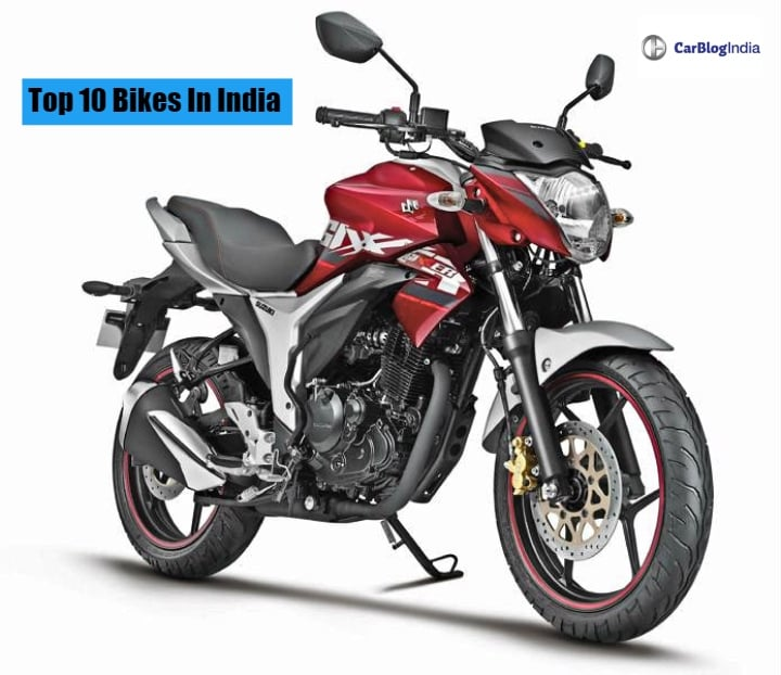 Best Bikes In India: Top 10 Bikes That You Can Buy In India