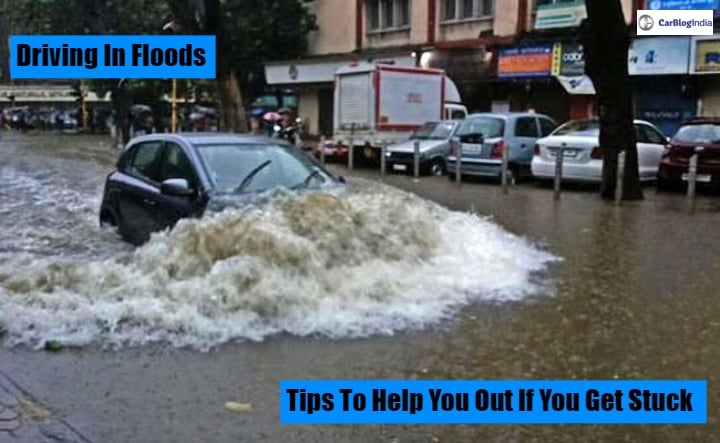 How To Take Care Of Your Car While Driving Through Floods And Cyclone – Easy Tips