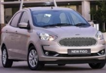 ford aspire 2018 image two front