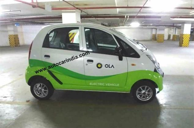 tata nano electric spy one pic