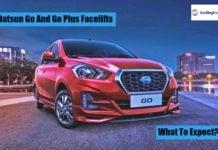 2018 Datsun GO And GO+ Facelift